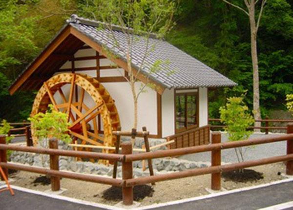 吉田町水車
