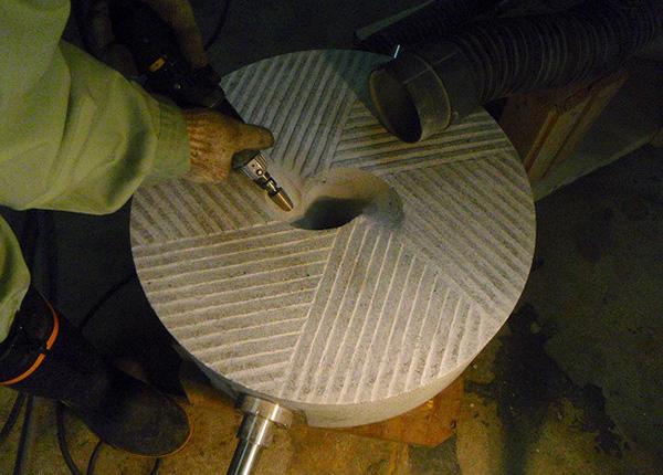 手造り屋の豆腐石臼
